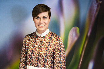 Ina Lindahl Nyrud, advokat i Norsk Journalistlag. Arkivfoto: Kristine Lindebø