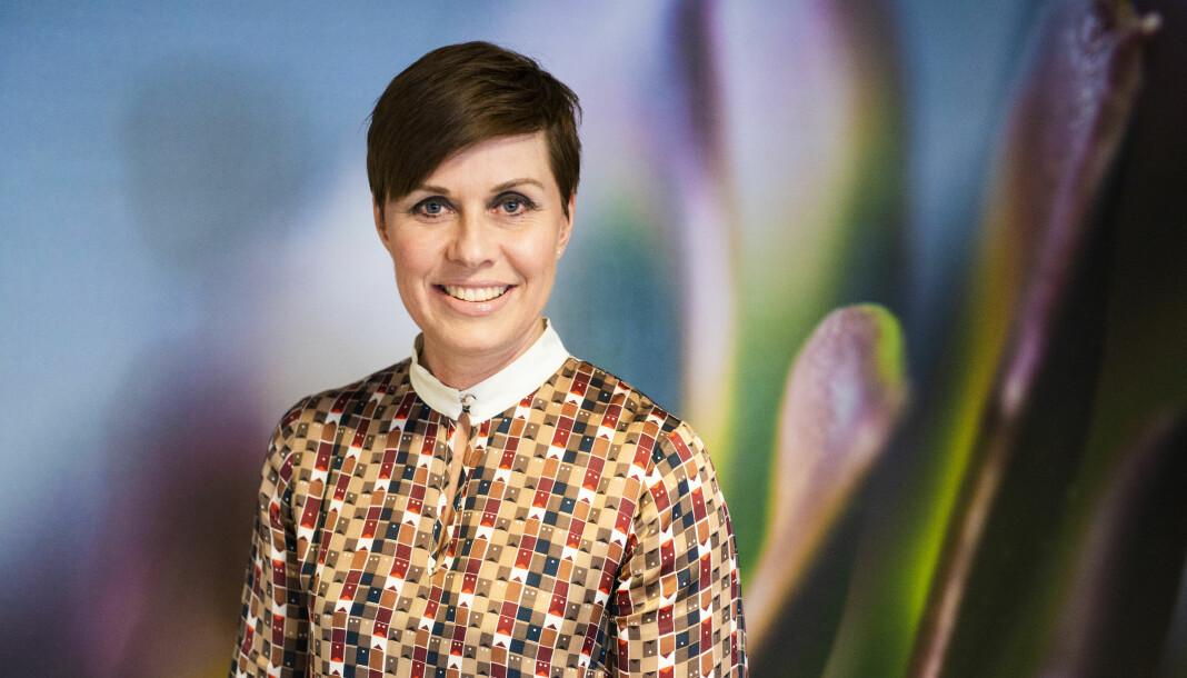 Ina Lindahl Nyrud, advokat i Norsk Journalistlag. Foto: Kristine Lindebø