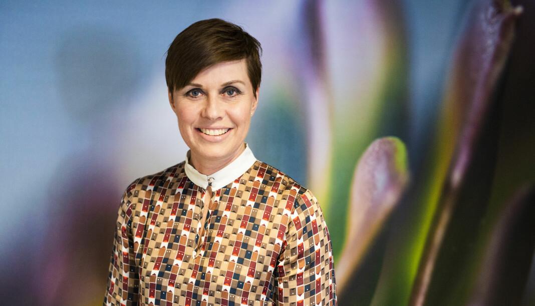 Ina Lindahl Nyrud, advokat i Norsk Journalistlag.