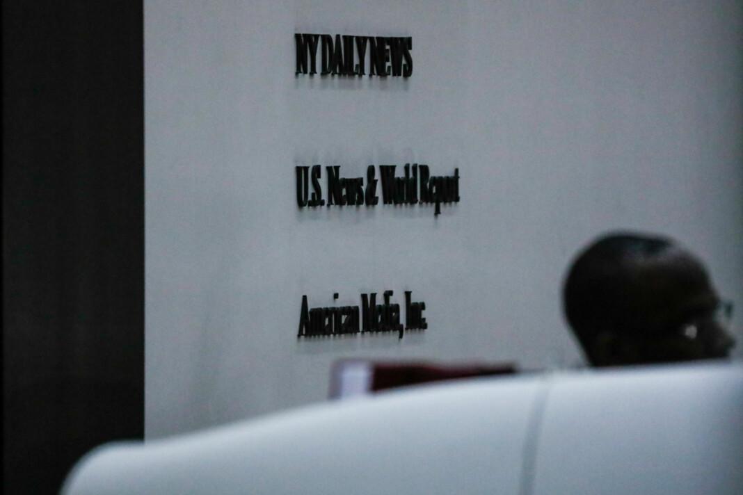 Amazon-grunnlegger Jeff Bezos anklager National Enquirer og avisas utgiver American Media Inc (AMI) for utpressing. Foto: Reuters / NTB scanpix