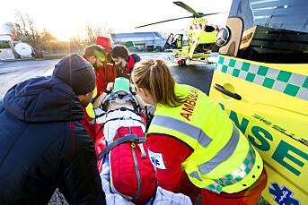 Ambulansesjåfører fortvilet over tilskuere som filmer fremfor å hjelpe