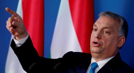 Knusende rapport: Ungarn ikke lenger et fritt land