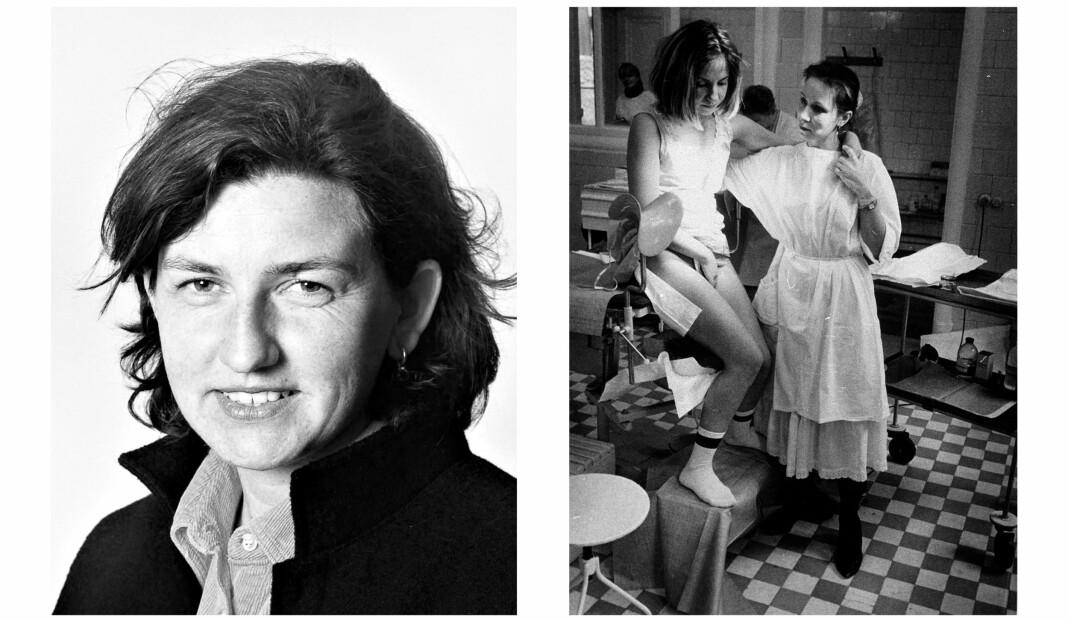Karina Jensen var en engasjert og dyktig fotojournalist, som kjempet for sine kollegers rettigheter. Bildet til høyre ble Årets bilde i 1992.