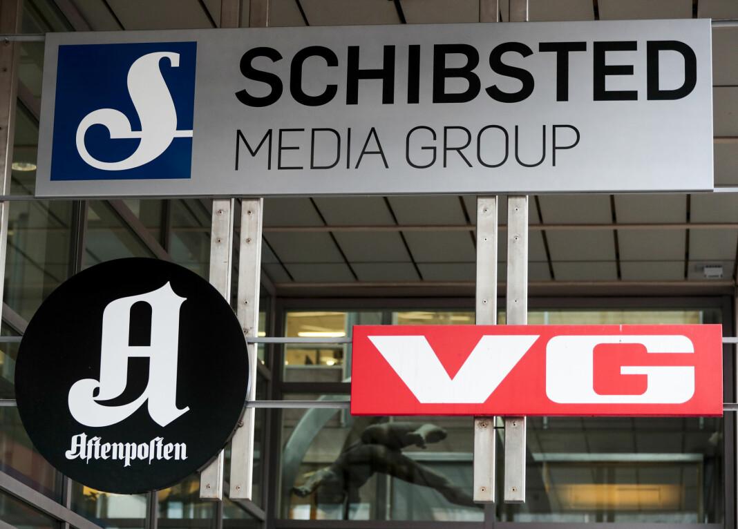 Schibsteds aviser får stadig flere digitale abonnenter. I 2018 bidro disse med 741 millioner kroner i inntekter. Foto: NTB scanpix