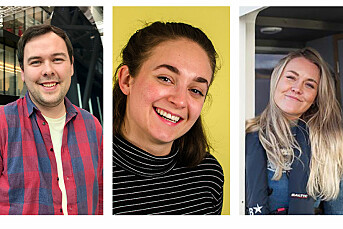 Svein Erik Giskegjerde, Hannah Amanda Hansen og Malene Indrebø-Langlo får jobb i TV 2