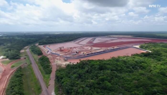 Mener Brennpunkts dokumentar om Hydro i Brasil er full av feil og misforståelser