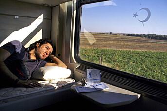 BILDET: I ti år har Javad Parsa dokumentert iranske flyktninger, som ham selv