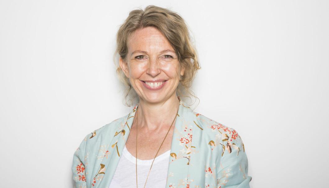 Det var NTB-redaktør Christina Dorthellinger Nygaard som tok initiativet til å få Ryan M. Kelly til Norge. Foto: Thomas Brun / NTB scanpix