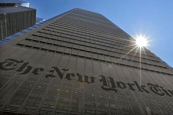 New York Times-korrespondent holdt i forvaring i sju timer før han ble kastet ut av landet