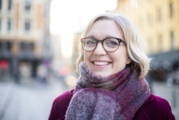 Sarah Sørheim, nyhetsredaktør i NTB.