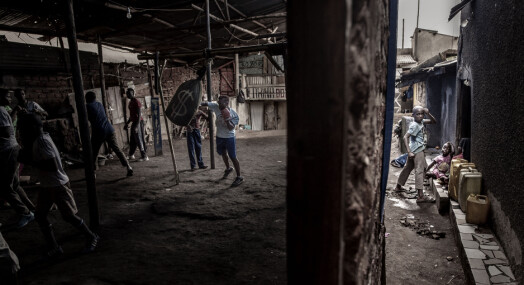 Frilansfotograf John Terje Pedersen nominert til World Press Photo