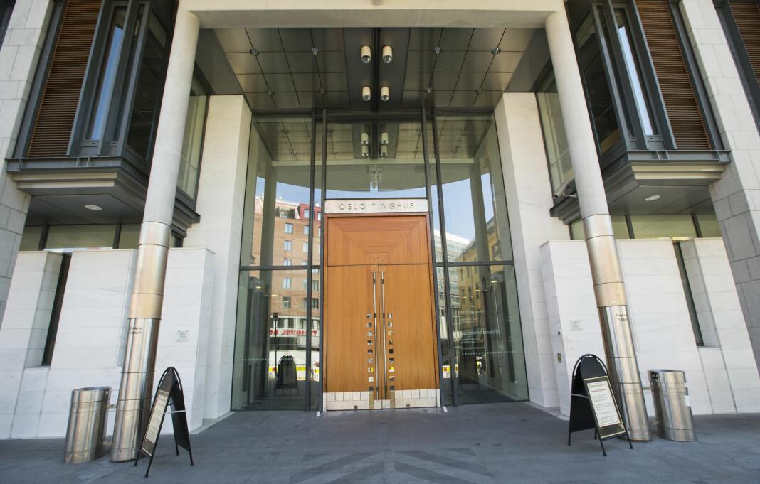 Ifølge justispolitisk talsperson Peter Frølich for Høyre vil et abonnement for å få tilgang til norske dommer i dag koste 15.000 kroner. Foto: Trond Reidar Teigen / NTB scanpix