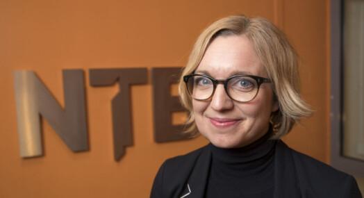 Sarah Sørheim gleder seg til å diskutere NTBs forhold til kommentarstoff