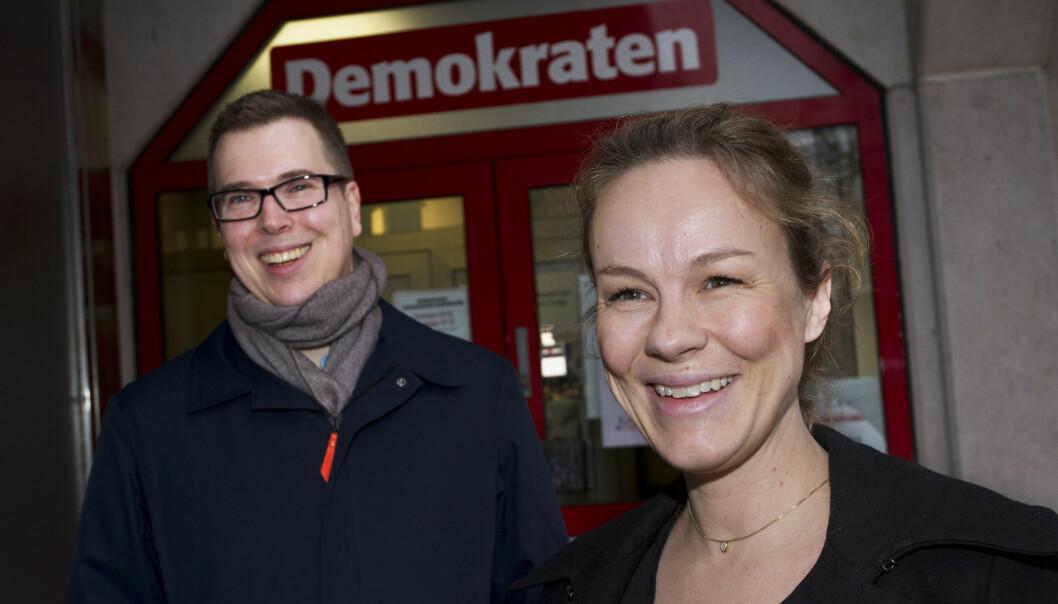 Henriette Ydse Krogstad blir en del av ledergruppen til Eirik Hoff Lysholm. Foto: Erik Wiggo Larsen