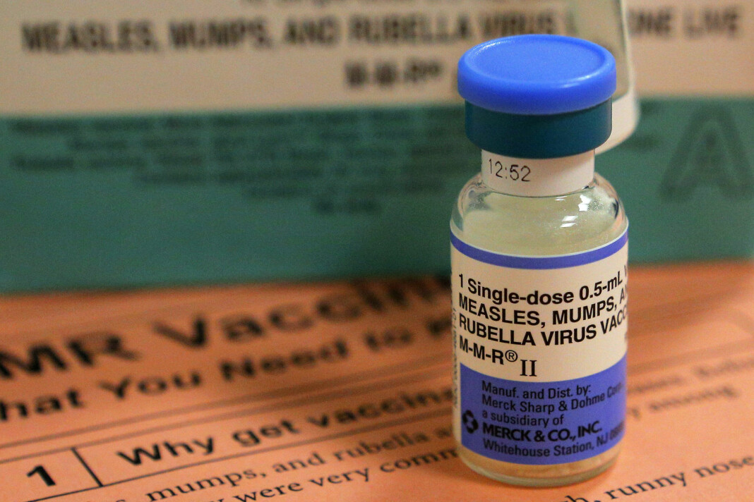Hittil i år har det vært flere meslingutbrudd i USA, og mange av de smittede er barn som ikke er vaksinert. Arkivfoto:Reuters / NTB scanpix