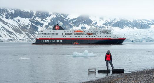 NRK skal filme minutt for minutt i isødet, ni døgn i strekk