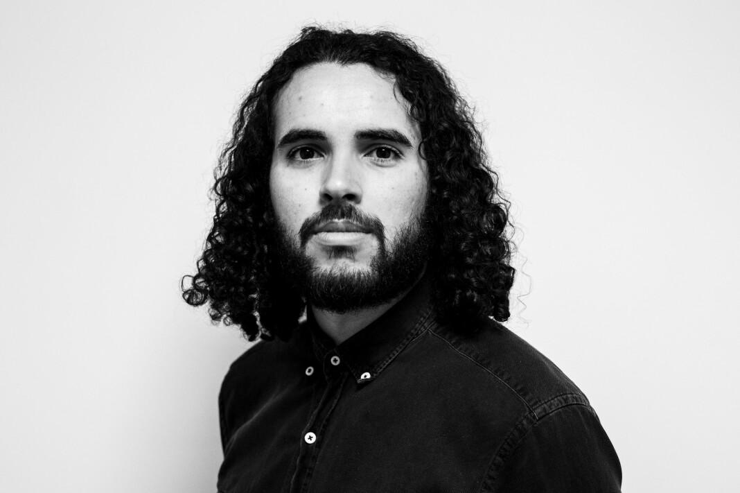 Fotojournalist Patrick Da Silva Sæther får fast jobb i NRK Dokumentar og samfunn. Foto: