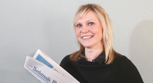 Kristin Stoltenberg overtar som redaktør i Nordstrands Blad