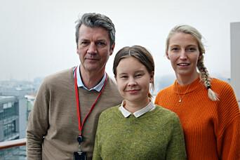 VG-journalistene bak Tolga-saken hedret med Den store journalistprisen