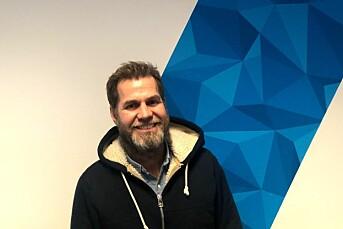 David Stenerud er ansatt som redaksjonssjef i Khrono