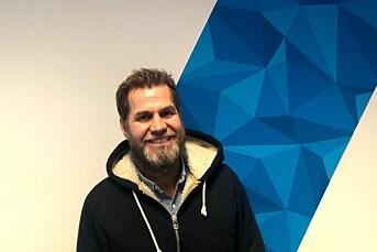 David Stenerud er ansatt som nyhetssjef i ABC Nyheter