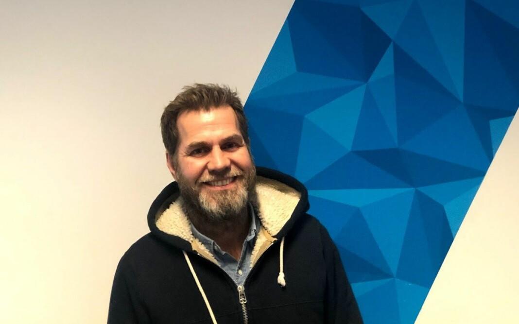 David Stenerud går fra ABC Nyheter til Khrono.
