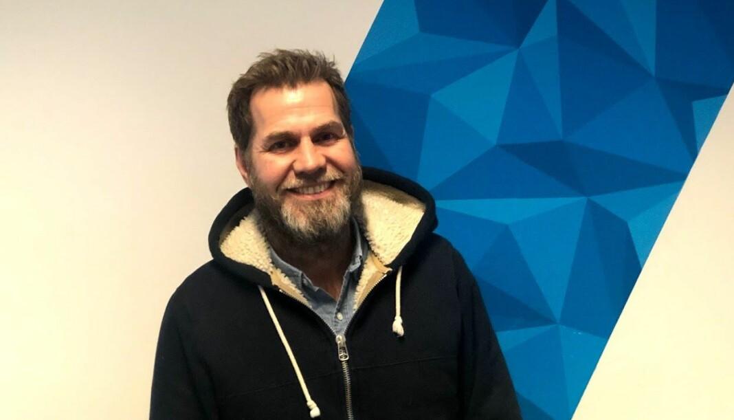 David Stenerud opplevde for mange år siden at Økokrim gjorde razzia i redaksjonen hvor han den gang jobbet. Foto: ABC Nyheter