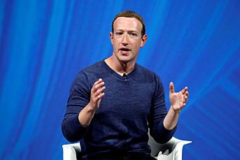 Mark Zuckerberg presenterer ny Facebook-visjon: Personvern og kryptering skal stå i fokus