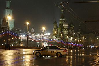 Russisk politi skal bestemme hva som er falske nyheter