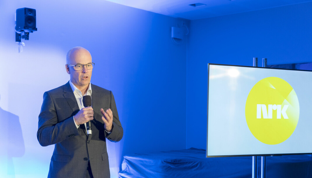 Kringkastingssjef Thor Gjermund Eriksen har sammen med de øvrige direktørene i NRK reist for til sammen 6,8 millioner kroner i tiden fra 2013 til 2018, viser en oversikt fra Nettavisen. Arkivfoto: Gorm Kallestad / NTB scanpix
