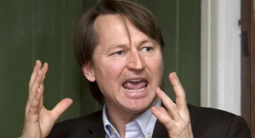 Paal Frisvold starter nettsted for europeisk politikk