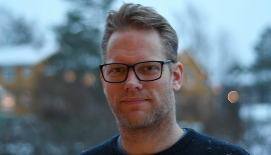 Øyvind Lie tar over som redaktør i Energiteknikk. Foto: Privat