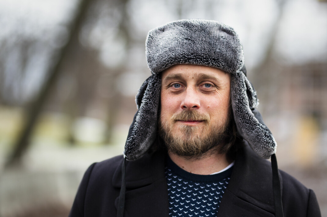 Gravejournalist Gunnar Thorenfeldt har vært en del av Dagbladets gravegruppe de siste fem årene.