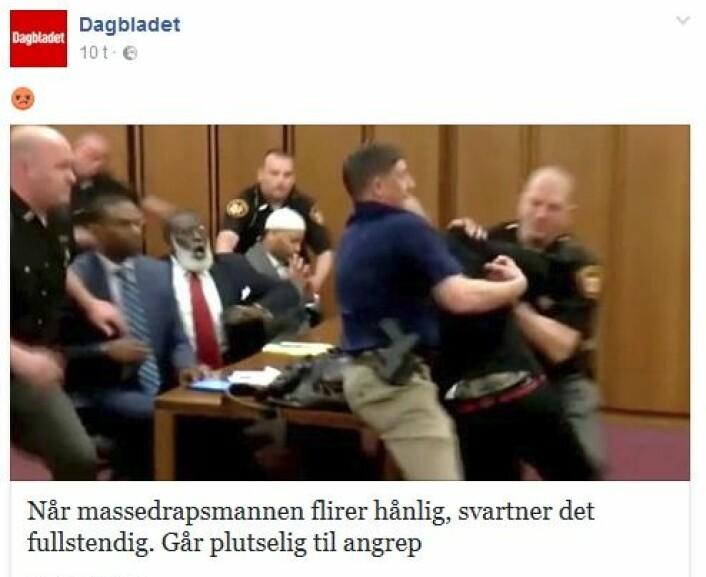 Foto: Yngve Hågvar / skjermdump