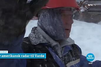 Her slår han mot kameraet: Nå har NRK politianmeldt transportselskapet