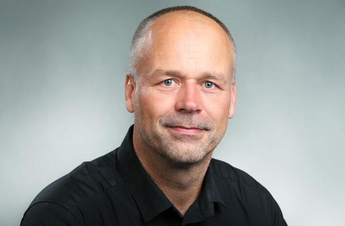 Kulturredaktør i NRK Marius Hoel.