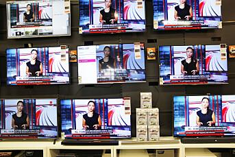 Både NRK og TV 2 opplever økte TV-seertall under koronakrisen