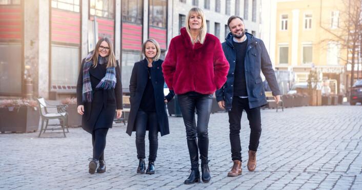 Tre nye ledere i selskapet bak Åsted Norge og Helsekontrollen