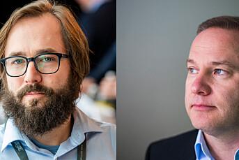 Hvorfor føler Resett-redaktøren seg truet av mannen til venstre?