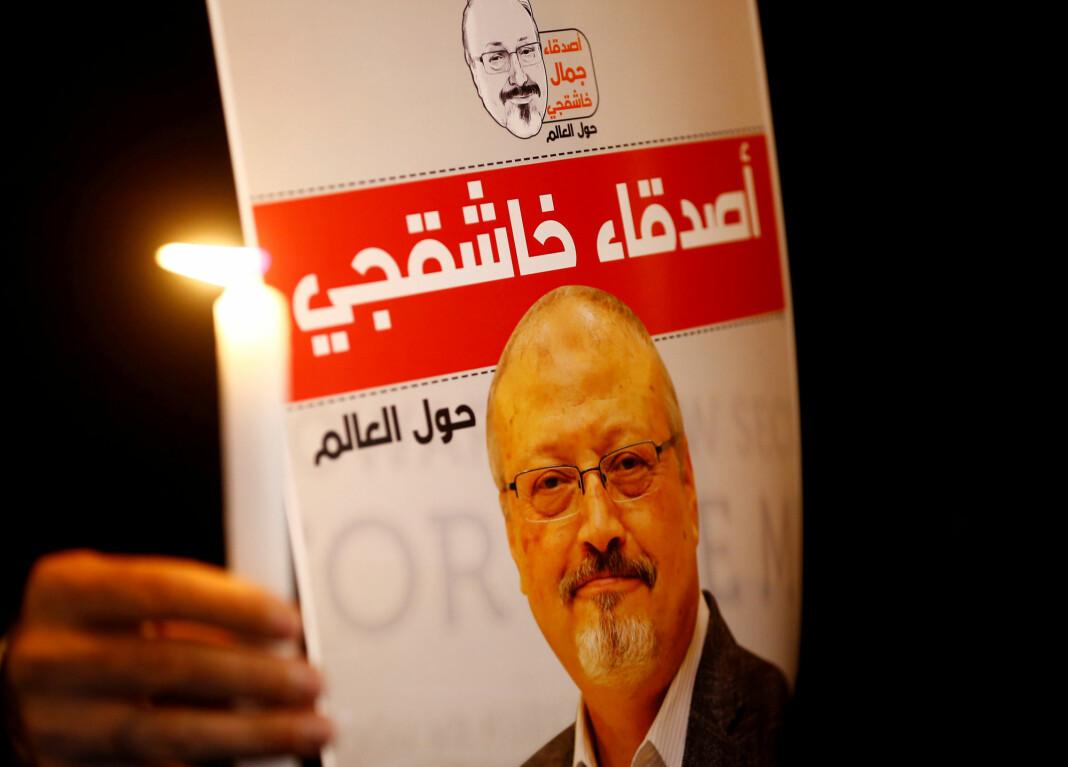 I den amerikanske rapporten trekkes ingen konklusjoner om hvem som beordret drapet på Jamal Khashoggi. Foto: Osman Orsal / Reuters / NTB scanpix