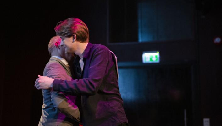 Simen R. Ulvestad er Årets fotograf-nykommer. Foto: Kristine Lindebø