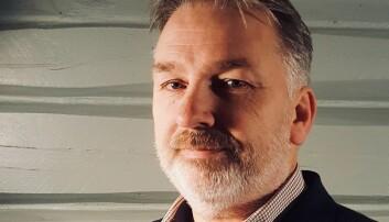 Adresseavisens nyhetsredaktør Frode Børfjord.