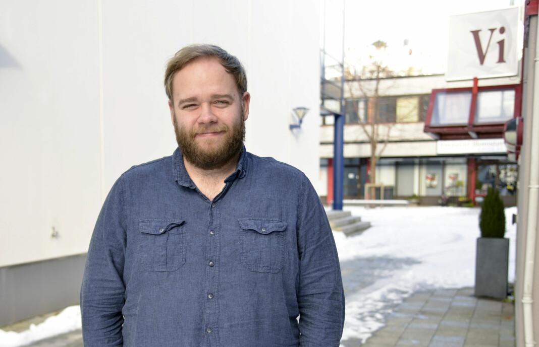 Leder Ole-Ottar Karlsen Høgstavoll i NJ Møre og Romsdal, som ønsker at NJ tar et større klimaansvar. Foto: Privat