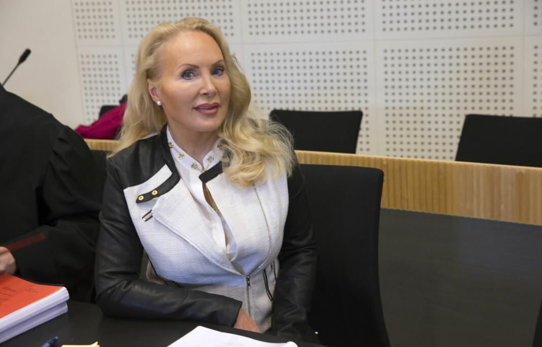 Mona Høiness led nederlag i Den europeiske menneskerettighetsdomstolen, men mener saken bidro til å stanse bruken av anonyme kommentarfelter i nettaviser. Foto: Terje Bendiksby / NTB scanpix
