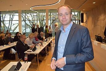 Frp-politiker ba fylkesordføreren sørge for at Gjengangeren får forklart hvordan politisk saksbehandling fungerer