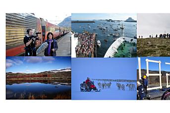 Ti år siden NRKs første «minutt for minutt»