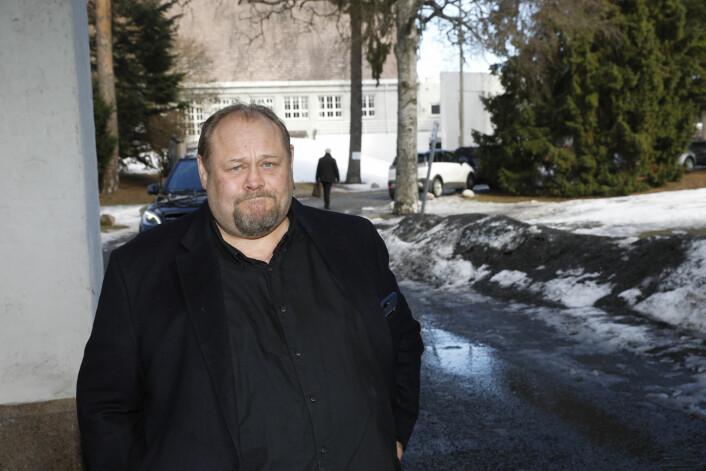 Ulf André Andersen, dagens Se og Hør-redaktør. Foto: Tom Hansen / NTB scanpix