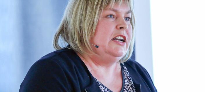 Elin Floberghagen mener debatten om VGs Giske-sak mangler én viktig stemme
