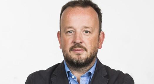 Frithjof Jacobsen gjør avis-comeback: Blir politisk redaktør i Dagens Næringsliv