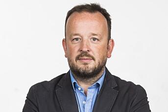 Frithjof Jacobsen er ansatt som produsent i Monster